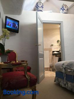 Auberge De Klasse - Veurne - Bedroom