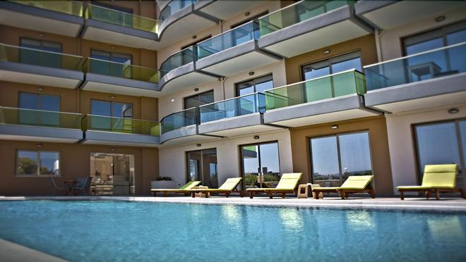 Crystal Bay - Kissamos - Pool