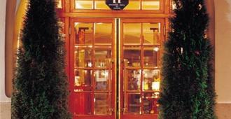 Hotel d'Angleterre Saint Germain des Prés - Paris - Byggnad