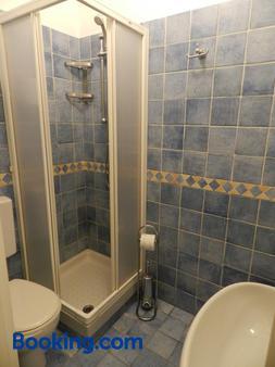 Hotel Punta Mesco - Monterosso al Mare - Bathroom
