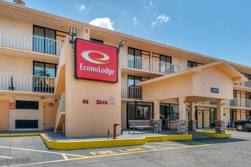 Econo Lodge International Drive - Orlando - Rakennus