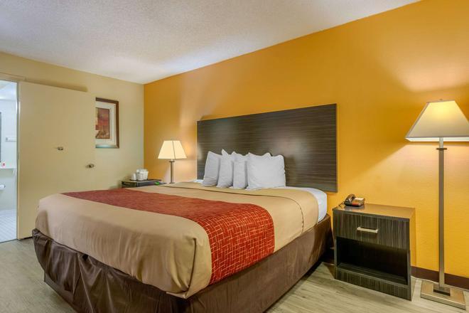 Econo Lodge International Drive - Orlando - Phòng ngủ