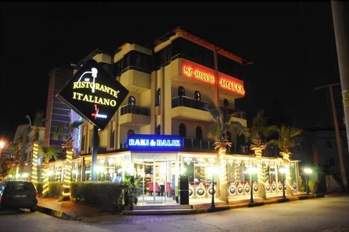My House Hotel - Antalya - Rakennus