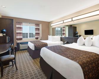 Microtel Inn & Suites by Wyndham Williston - Williston - Schlafzimmer