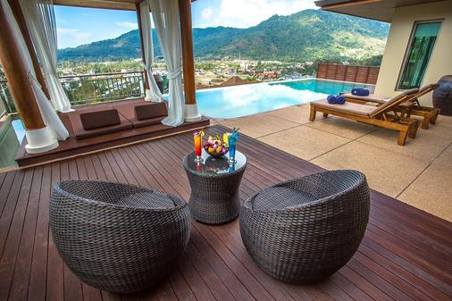 Villa Tantawan Resort And Spa - Камала - Балкон