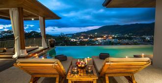 Villa Tantawan Resort & Spa - Kamala - Bedroom