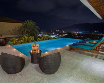Villa Tantawan Resort And Spa - Kamala - Πισίνα