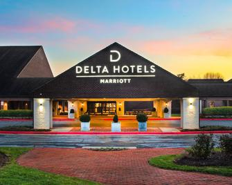 Delta Hotels by Marriott Baltimore Hunt Valley - Hunt Valley - Gebouw