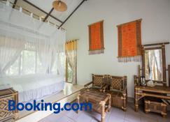 Ecolodge Bukit Lawang - Bohorok - Sala de estar