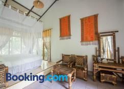 Ecolodge Bukit Lawang - Bohorok - Wohnzimmer