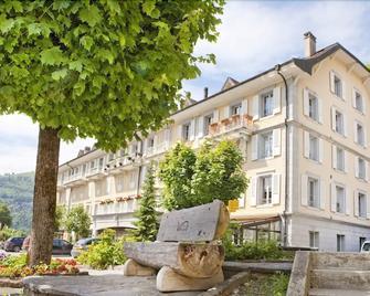 Hotel Le Sapin - Val-de-Charmey - Building