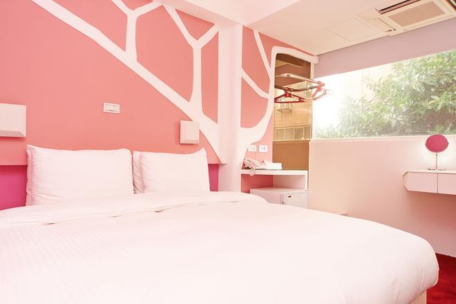 Forever Inn - Taipéi - Habitación