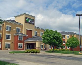 Extended Stay America - Minneapolis - Airport - Eagan - North - Eagan - Building