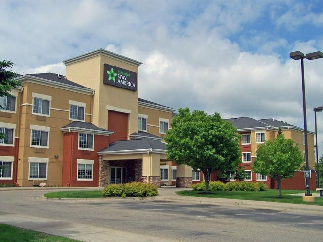 Extended Stay America - Minneapolis - Airport - Eagan - North - Eagan - Κτίριο