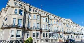 Best Western Lansdowne Hotel - Eastbourne - Gebäude
