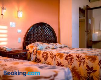 Hotel Los Girasoles - Tepic - Slaapkamer