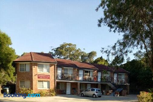 Beach Drive Motel - Batemans Bay - Building