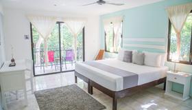 Che Suites Playa - Playa del Carmen - Κρεβατοκάμαρα