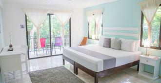 Che Suites Playa - Playa del Carmen - Bedroom