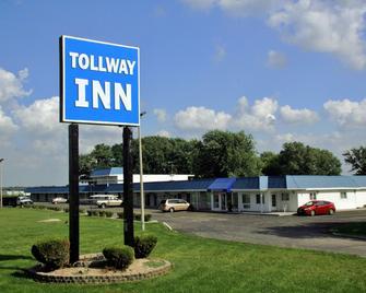 Tollway Inn Of Beloit - South Beloit - Gebouw