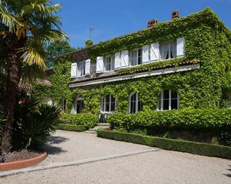 Hôtel Cante Grit - Barbotan-les-Thermes - Edificio