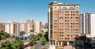 Hotel Dann Carlton Bucaramanga - Bucaramanga - Edificio