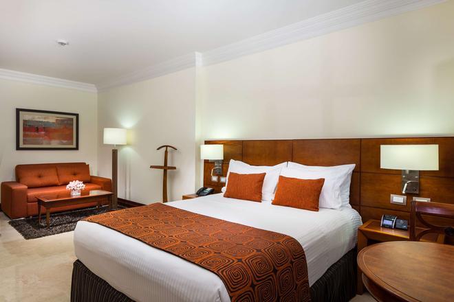 布卡拉曼加丹恩卡爾頓酒店 - 布卡拉曼加 - 布卡拉曼加 - 臥室
