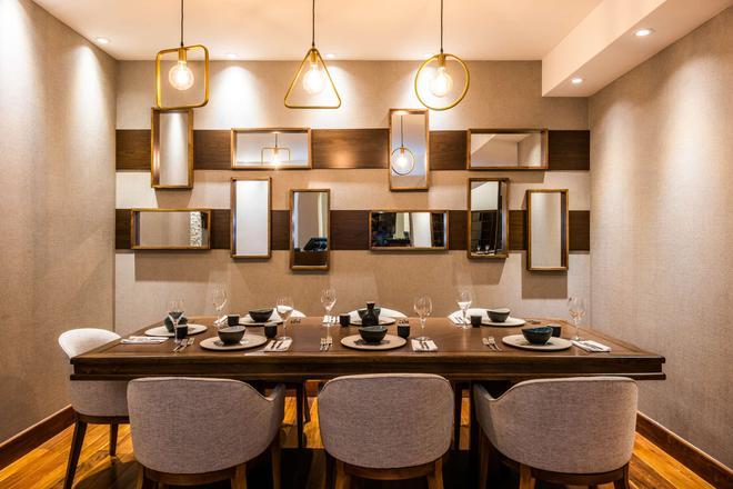 布卡拉曼加丹恩卡爾頓酒店 - 布卡拉曼加 - 布卡拉曼加 - 餐廳