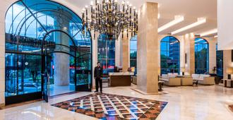 Hotel Dann Carlton Bucaramanga - בוקאראמנגה - לובי