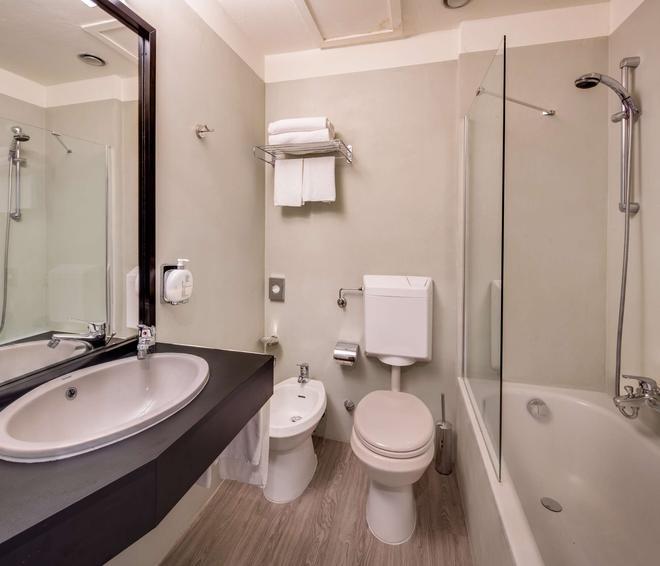 北佛羅倫斯酒店 - 佛羅倫斯 - 佛羅倫斯 - 浴室