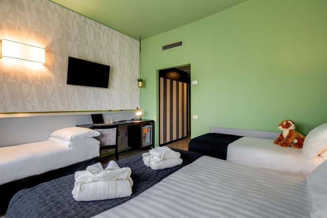 北佛羅倫斯酒店 - 佛羅倫斯 - 佛羅倫斯 - 臥室