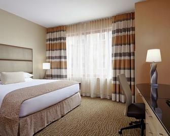 DoubleTree by Hilton Philadelphia Center City - Filadelfie - Bedroom