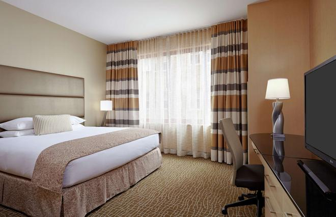 DoubleTree by Hilton Philadelphia Center City - Филадельфия - Спальня