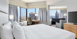 DoubleTree by Hilton Philadelphia Center City - Philadelphia - Schlafzimmer