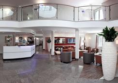 萊比錫城中心華美達酒店 - 萊比錫 - 萊比錫 - 大廳