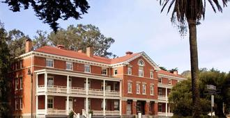 Inn At The Presidio - San Francisco - Edificio