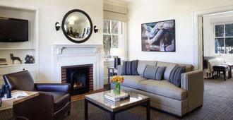 Inn At The Presidio - San Francisco - Sala de estar