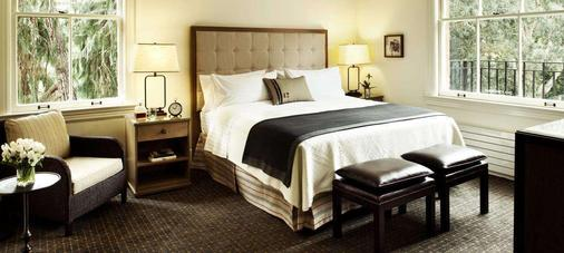 Inn At The Presidio - San Francisco - Phòng ngủ