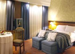 Hotel Solans Riviera - Rosario - Bedroom
