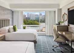 Kimpton Marlowe Hotel - Cambridge - Schlafzimmer