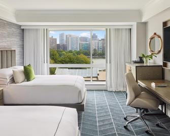 Kimpton Marlowe Hotel - Cambridge - Bedroom