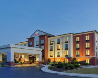 Fairfield Inn & Suites by Marriott Bridgewater Branchburg/Somerville - Branchburg - Building