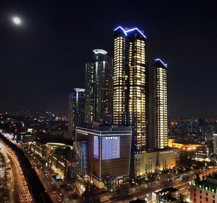 The Classic 500 Pentaz Executive Residence - Seoul - Building