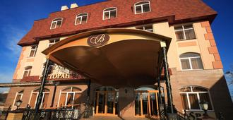 Hotel Victoria - Charkiv - Byggnad