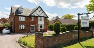 The Gables Guest House - Lincoln - Rakennus