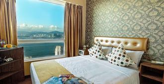 Ramada by Wyndham Hong Kong Harbour View - Hongkong - Makuuhuone