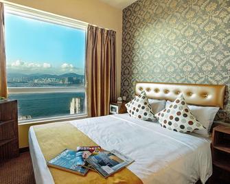 Ramada Hong Kong Harbour View - Гонконг - Спальня