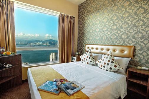 ベスト ウェスタン ホテル ハーバービュー - 香港 - 寝室
