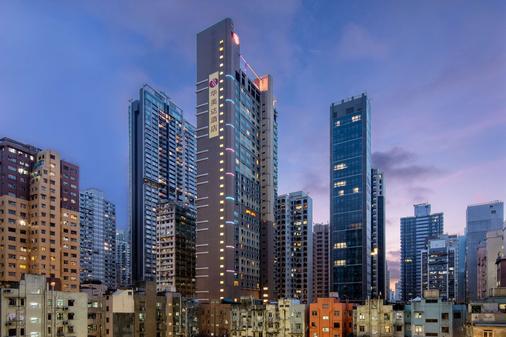 華麗海景酒店 - 香港 - 建築