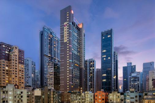 Ramada by Wyndham Hong Kong Harbour View - Hong Kong - Building